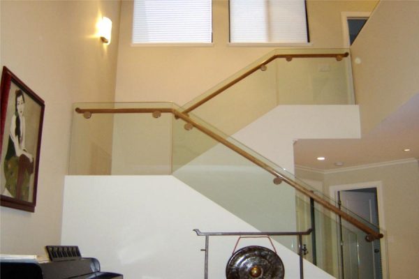 Interior Staircase/ Base Shoe Installation