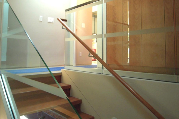 Base Shoe Installation Glass Railings
