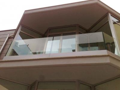 Spigots Installation / Interior Staircase
