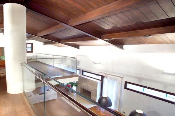 Base Shoe Installation/ Interior Glass Railings